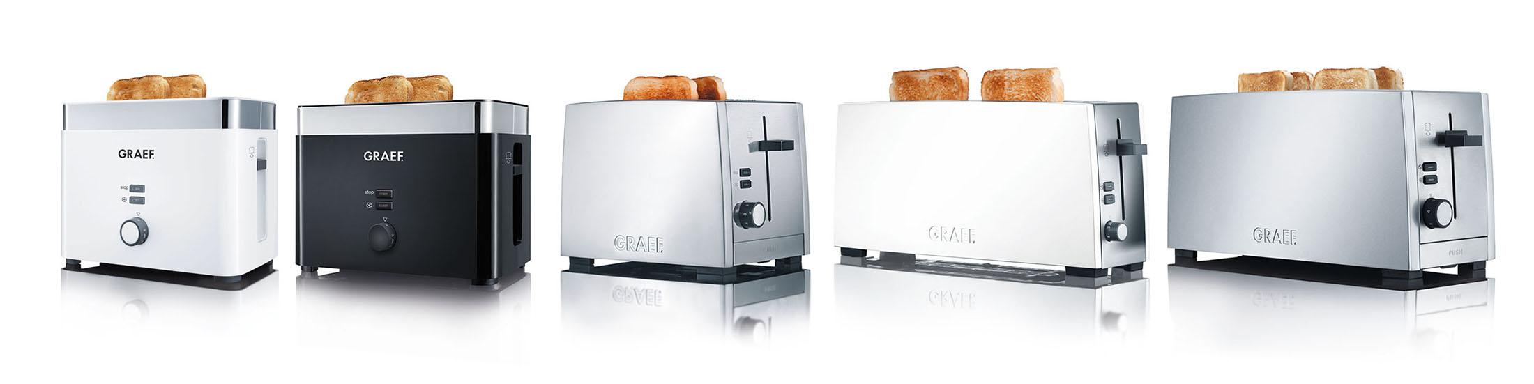 GRAEF kenyérpirítók