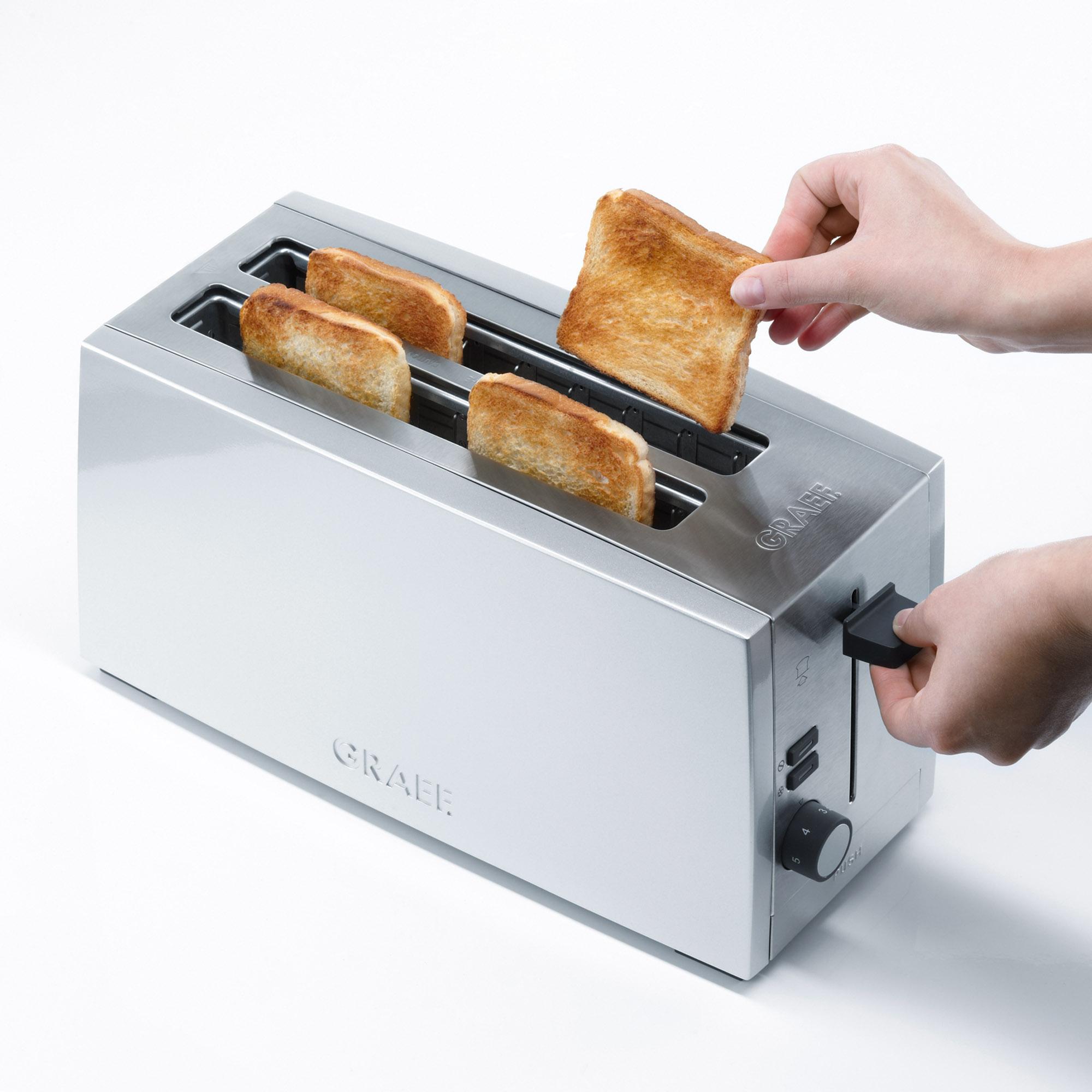 Graef TO100 kenyérpirító emelőkar