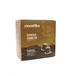 Mocambo Aroma Piú/Gran Bar kávékapszula, 10 db
