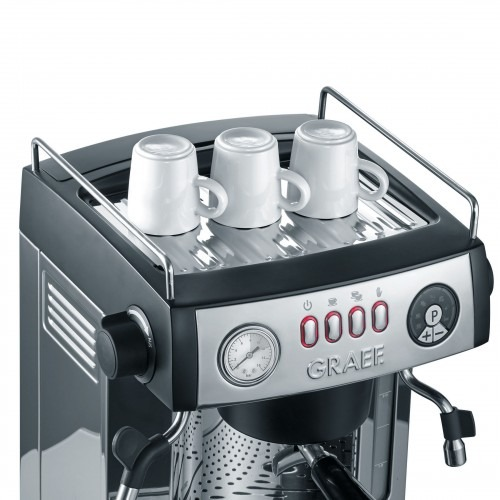 GRAEF Baronessa ES902 eszpresszógép csészemelegítő