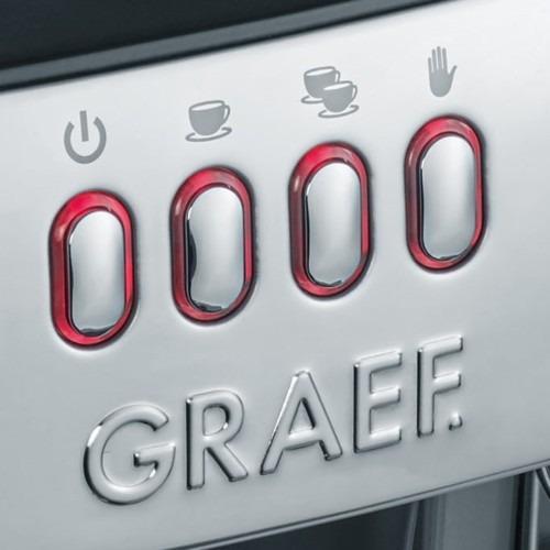 GRAEF Baronessa ES902 eszpresszógép szbályozás