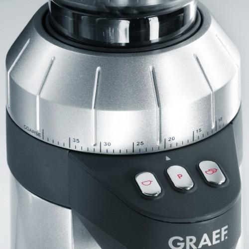Graef CM 900 finomság beállítás