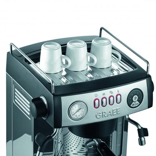 GRAEF ES902EU BARONESSA eszpresszógép csészemelegítő