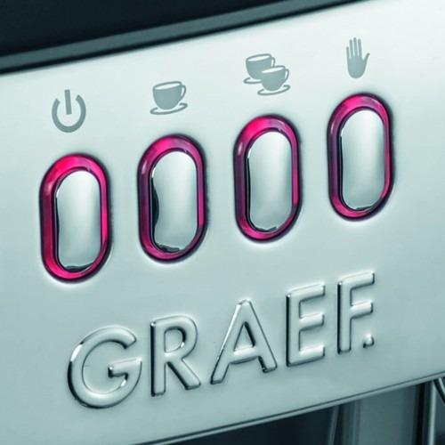 GRAEF ES902EU BARONESSA eszpresszógép kezelőpanel