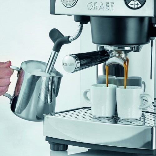 GRAEF ES902EU BARONESSA eszpresszógép tejhabosító fúvóka