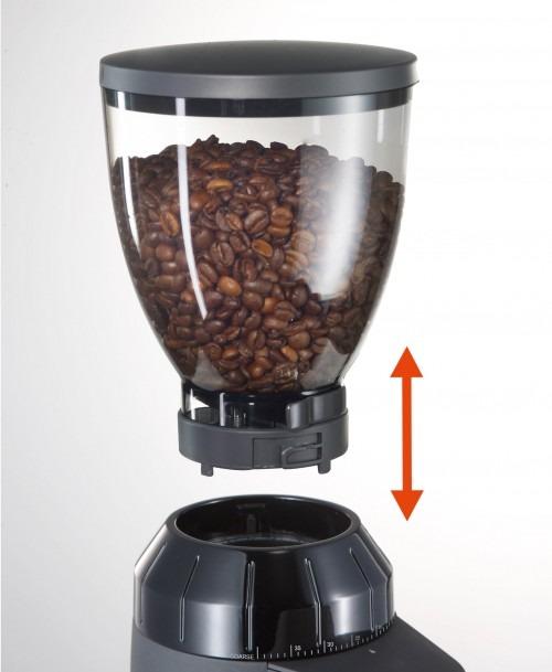 Graef CM802 kávédaráló levehető tartály