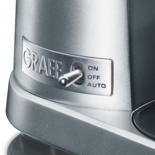 Graef CM 900 kávédaráló automata átkapcsoló