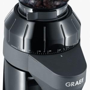 Graef CM802 kávédaráló szemcseméret állítás