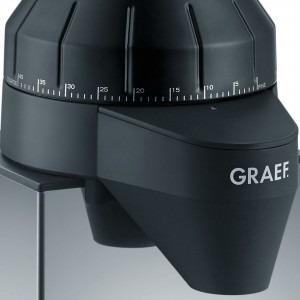 Graef CM 820 finomság beállítás