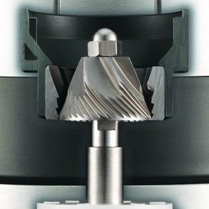 Graef CM 820 roszdamentes acél kúpörlő