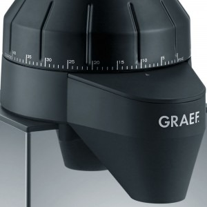 Graef CM 850 őrlési finomság beállítás