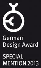 Graef UNA9 mobil szeletelő German Design Award 2013.
