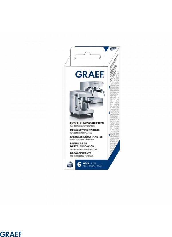 Graef vízkőoldó tabletta