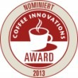 Graef ES85 Coffee Innovations Award jelölés 2013.