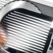 Graef UNA9 mobil szeletelő levehető késtakaró lemez